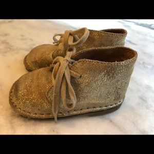 Gently used Toddler size 6 Ralph Lauren Boots
